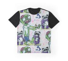 My Pet Zombie #1 - Pandamonium Graphic T-Shirt