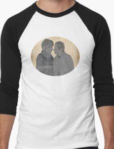 Pressure Point / Human Error Men's Baseball ¾ T-Shirt