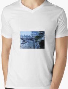 To the Beach Mens V-Neck T-Shirt