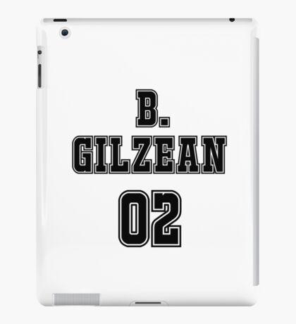 Butch Gilzean Jersey iPad Case/Skin