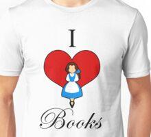 I <3 Books Unisex T-Shirt