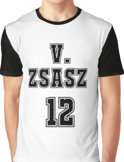 Victor Zsasz Jersey Graphic T-Shirt