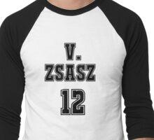 Victor Zsasz Jersey Men's Baseball ¾ T-Shirt