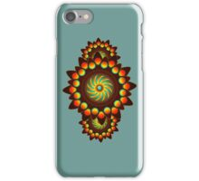 Happy Colorful Abstract Cool Funky Art Pattern iPhone Case/Skin