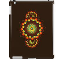 Happy Colorful Abstract Cool Funky Art Pattern iPad Case/Skin