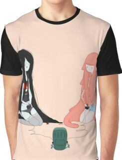 Marcy and PB  Graphic T-Shirt