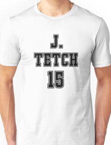 Jervis Tetch Jersey Unisex T-Shirt
