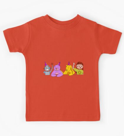 Toy Party Kids Tee