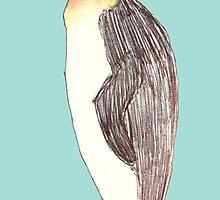 Emperor Penguin by Charlotte Fare