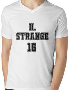 Hugo Strange Jersey Mens V-Neck T-Shirt