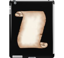 Scroll iPad Case/Skin
