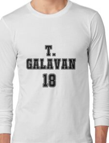 Theo Galavan Jersey Long Sleeve T-Shirt