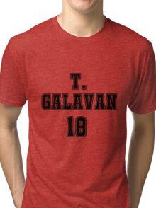 Theo Galavan Jersey Tri-blend T-Shirt