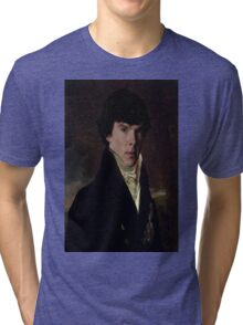 Prince Sherlock Tri-blend T-Shirt