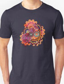Funky Art Pattern Unisex T-Shirt