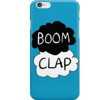 Boom Clap (sound of my heart - TFIOS) iPhone Case/Skin