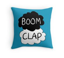 Boom Clap (sound of my heart - TFIOS) Throw Pillow