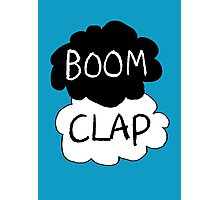 Boom Clap (sound of my heart - TFIOS) Photographic Print