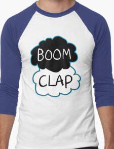 Boom Clap (sound of my heart - TFIOS) Men's Baseball ¾ T-Shirt