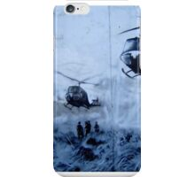 Vietnam War Choppers iPhone Case/Skin