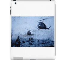 Vietnam War Choppers iPad Case/Skin