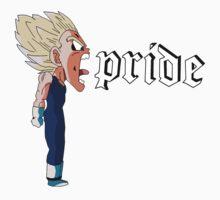 Vegeta Pride One Piece - Short Sleeve