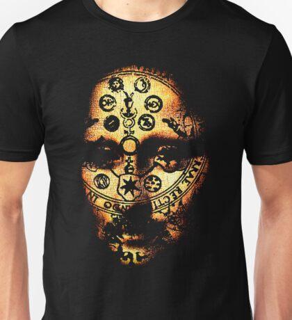 monalisa in splendor solis Unisex T-Shirt