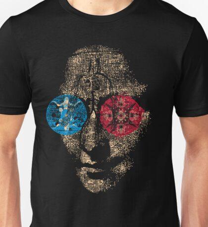 monalisa in 3dk Unisex T-Shirt