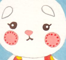The Cute Animals Sticker Series - Rabbit Sticker