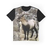 Natures Camouflage Graphic T-Shirt
