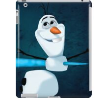 Olaf Washburne iPad Case/Skin