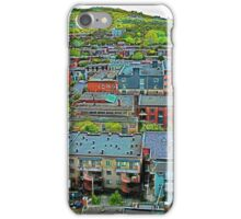 Montreal Suburb (vertical) iPhone Case/Skin