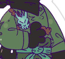 ninjago- morro Sticker