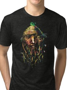 kamótē sütra Tri-blend T-Shirt