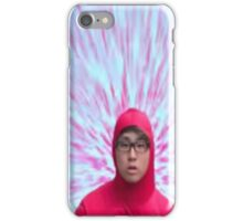 red dick in the sky iPhone Case/Skin