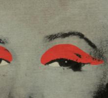 Vampire Marilyn variant 3 Sticker