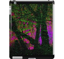 The Psychedelic Forest iPad Case/Skin