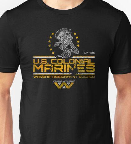 U.S. Colonial Marines Unisex T-Shirt