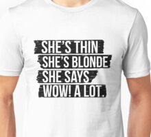 She is Cassie | Skins UK Unisex T-Shirt