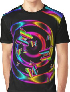 electric butterfly mist Graphic T-Shirt