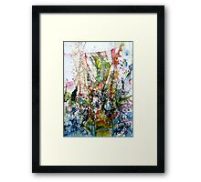 UNTITLED 0 Framed Print