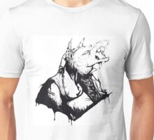 Anubis of the Streets Unisex T-Shirt