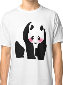Pretty Panda Bear Classic T-Shirt
