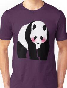 Pretty Panda Bear Unisex T-Shirt