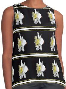 It's Spring Daffodil Contrast Tank