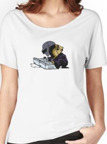 Daft Nuts Women's Relaxed Fit T-Shirt