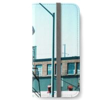 Views from the Rooftop iPhone Wallet/Case/Skin