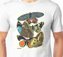 Eugene Seguy 1924 French Butterfly Print Plate 2 Unisex T-Shirt