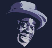 Louis Armstrong shirt by HenriFdz