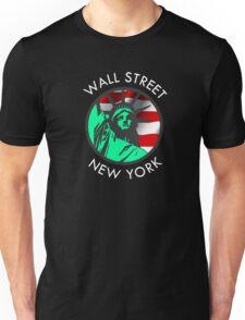 The Wall Street, NYC Unisex T-Shirt